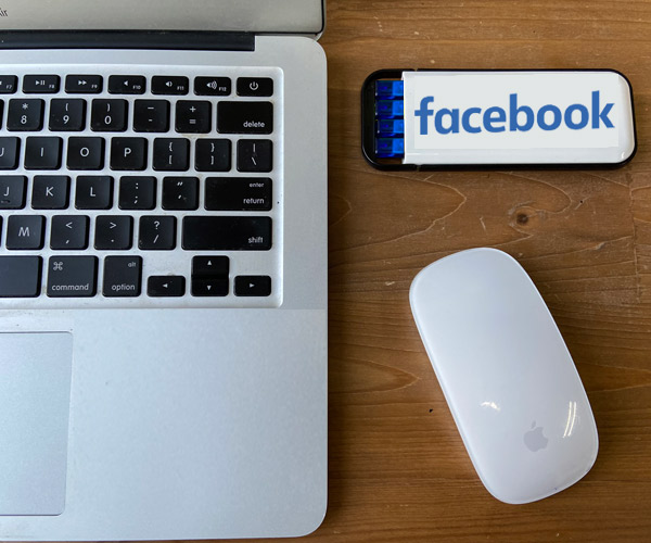 Facebook Ads Freelance Services Still Life
